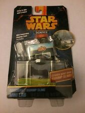 Star Wars Science Mini Lab Dagobah Swamp Slime 2014 w/ planet card Uncle Milton