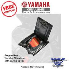 Yamaha Sidewinder Snowmobile Goggle Bag SMA-8LR53-00-00