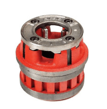 Ridgid - 37375 - Pipe Threader Die Heads Pipe Size (Inch): 1/8 Thread Standard: