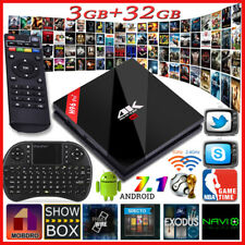 3+32GB H96 Pro Plus Android7.1 S-912 OctaCore Dual WiFi 4K TV BOX + Mini Teclado