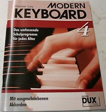 """Keyboard-école tome 4 """"DUX 1014"""" T O P"""