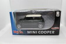 Maisto Motorised Mini Cooper in Green