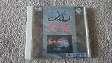 Ys III: Wanderers From Ys - NEC PC Engine CD [NTSC-J]