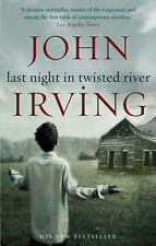 John Irving - Last Night in Twisted River (Paperback) 9780552776578