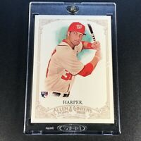 BRYCE HARPER 2012 TOPPS ALLEN GINTER #12 ROOKIE RC NATIONALS PHILLIES MLB