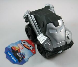 Chuck & Friends - Marvel - War Machine Vehicle - New with Tag