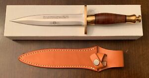 Fairbairn BOKER WWII STYLE APPLEGATE First Combat OSS Fighting Knife Japan rare
