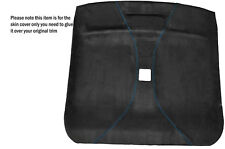 BLUE STITCH ROOF HEADLINING PU SUEDE SKIN COVER FITS NISSAN S13 200SX 88-93
