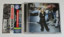 New ListingAvril Lavigne Let Go Japan Cd+Dvd