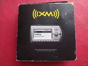 New Sealed Audiovox XMCK-10AP  XM Xpress Satellite Radio & Car Kit