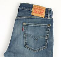 Levi's Strauss & Co Hommes 502 Slim Jeans Extensible Taille W33 L26 AVZ108