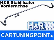 H&R Stabilisator Vorderachse vorne TÜV Blau 33315VA