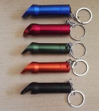 LED Taschenlampe und Schlüsselanhänger mit Lasergravur nach Wunsch