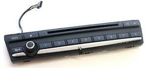BMW F25 F26 X3 X4 9208591 Audiobedieneinheit 9351155 Radio Schalter Bedienteil