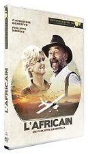 DVD *** L'AFRICAIN ***  avec Catherine Deneuve, Philippe Noiret, ... ( neuf )