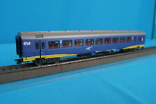 Marklin 42642 NS InterCity Plus Coach 2 kl. Blue IC Lighted + Figures