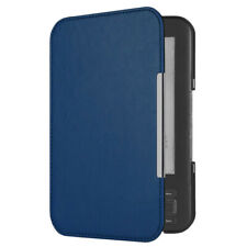 PU Leather Flip Folio Magnetic E-Book Cover for Amazon Kindle 3 3Rd Reader  W8S5
