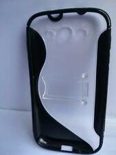 Ideal Case for Samsung Galaxy SIII Clear and Black