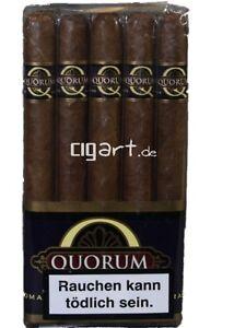 Quorum Classic Churchill 10er Bundle, Top Zigarrenbundle aus Nicaragua