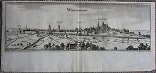 MERIAN: Winoxbergen Berg St. Winox Belgium - 1660