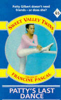 Patty's Last Dance (Sweet Valley Twins) by Suzanne, Jamie, Acceptable Used Book