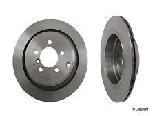 WD Express 405 29017 613 Rear Disc Brake Rotor