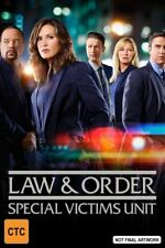 Law And Order - Special Victims Unit : Season 19 (DVD, 2018, 4-Disc Set), NEW R4