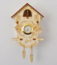 Cuckoo Clock / Wooden model kit /