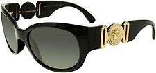 Notorious B.I.G. VERSACE Iconic Archive Edition Black Sunglasses VE 4265 GB1/87