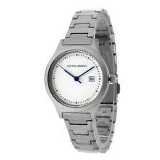 ADORA Design Uhr AD8583 schlichte Damen Armbanduhr mit Datum aus Edelstahl