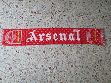 d1 sciarpa ARSENAL FC football club calcio scarf bufanda england inghilterra