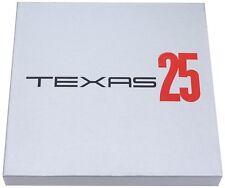 Texas 25 Super Deluxe Vinyl Box Set New 2015