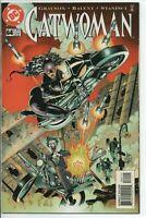 DC COMICS Catwoman #64 1999 NM- Great Joker Cover
