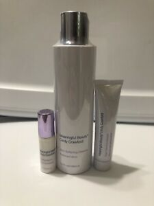 Meaningful Beauty Cindy Crawford Cleanser, Glowing Serum, Cleaning Masque Set