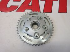 Ducati rear sprocket carrier & shock absorbers cush drives 42 tooth 748 996 998