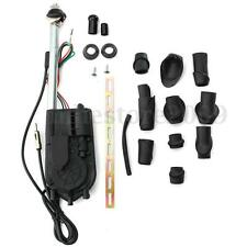 Universal Auto Car Power Booster Electric Aerial  Antenna Mast AM FM Radio 12V