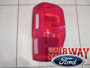 19 thru 20 Ranger OEM Ford RIGHT PASSENGER Tail Lamp Light with LED and BLIS