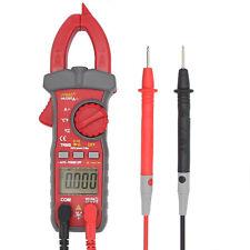 Ua220d Digital Voltage Ampere Multimeter Clamp Meter Lcd Acdc Tester Power