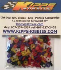 K440NMC200 Multicolors Kipps 440 Nylon Nuts and Bolts