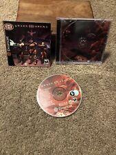 Quake 3 III Arena Sega Dreamcast Game CIB Complete w/ Manual Excellent Condition