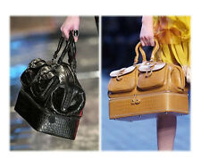 "John Galliano Dior '05 Luxury Limited ""Voyage"" Crocodile Handbag    $32,270"