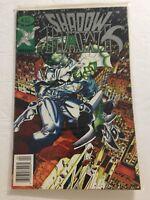 SHADOWHAWK (1992 Series)  (IMAGE) #4 NEWSSTAND Very Good Comics Book