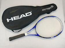 Head Microgel Raptor Oversize Tennis Racket & Cover S1 (250G)