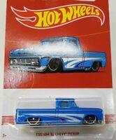 Hot Wheels Premium Diecast Cars Custom 62 Chevy Pickup Super American Vehicles