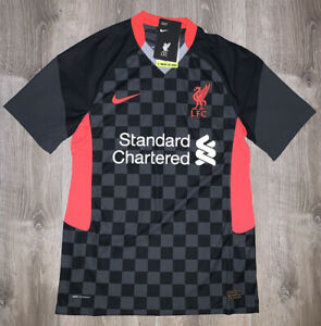 Nike Liverpool FC 2020-2021 Vaporknit Jersey Third CZ3200-060 Men's Size Small