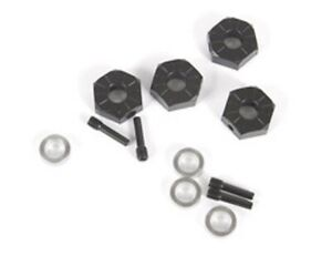 New Axial For UTB Capra 1.9 12mm Hex Pin and Spacer (4) AXI232018