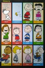 Filmposter USA 68x98: Peanuts: The Gang