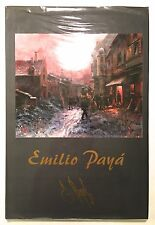 Emilio Payá by Emilio Paya (Illus. 2001 HCDJ) 0970881126 - Payés Rare Art Book