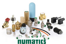 0DPBA3-R - NUMATICS MANUAL VALVE