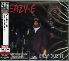 EAZY-E-EAZY-DUZ-IT-JAPAN CD Ltd/Ed C15
